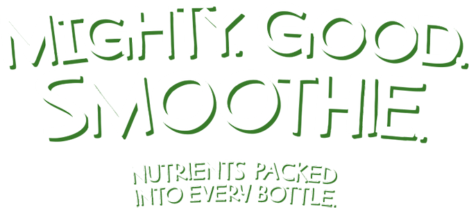 Mighty Good Juice - Powered by 30G of Protein - No sugar added - No preservatives